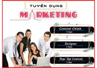 Content Marketing - Thực tập Content Marketing.