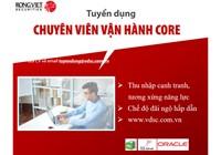 Chuyên Viên Vận Hành Core (DB2, SQL server)