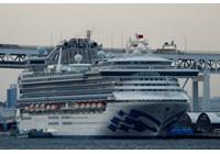Virus corona - Covid-19: 99 người nhiễm virut coronavirus khác trên tàu du lịch Nhật Bản, tổng số trường hợp nhảy lên 454