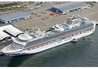 Virus corona - Covid-19: Thêm 3 người thử nghiệm dương tính với coronavirus trên tàu du lịch Nhật Bản bị cách ly, Tổng số lượng tiếp cận 64