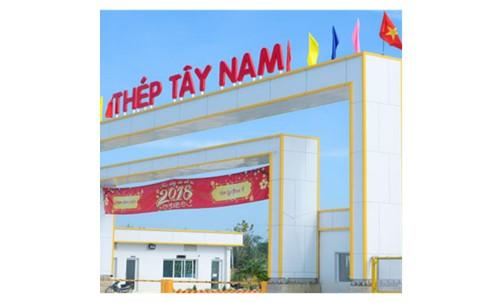 Công ty TNHH SX&TM Thép Tây Nam