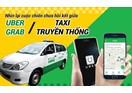 Cuộc đối đầu giữa grab và taxi truyền thống vẫn chưa có hồi kết