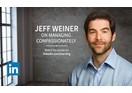 Cách cân bằng công việc và gia đình của CEO LinkedIn Jeff Weiner