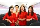 Tiếp viên hàng không là ngành nghề mơ ước của bao bạn trẻ