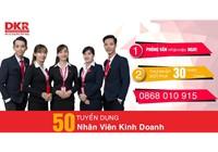 Bất Động Sản DKR tuyển chuyên viên hỗ trợ kinh doanh
