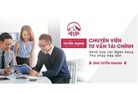 AIA tuyển Chuyên Viên Tư Vấn Bảo Hiểm Tại Ngân Hàng VPBANK
